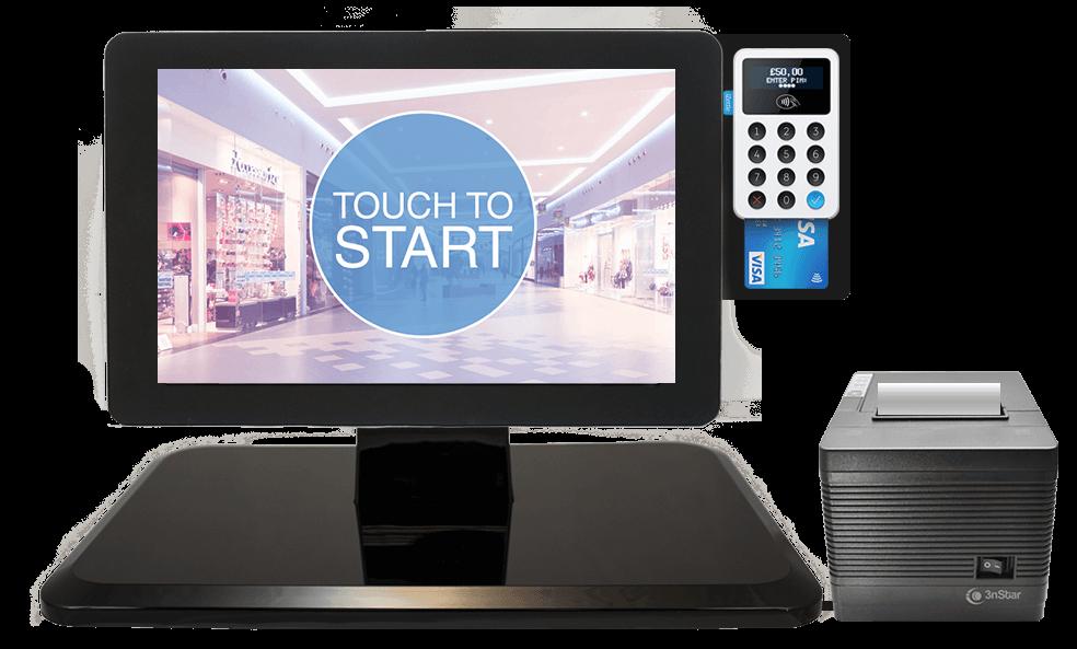 LAVA Samsung tablet kiosk